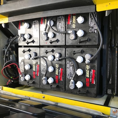 Star EV 48v Golf Cart Batteries 6x 8 Volts